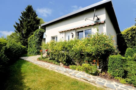 Cozy Holiday Home in Boevange-Clervaux with Garden