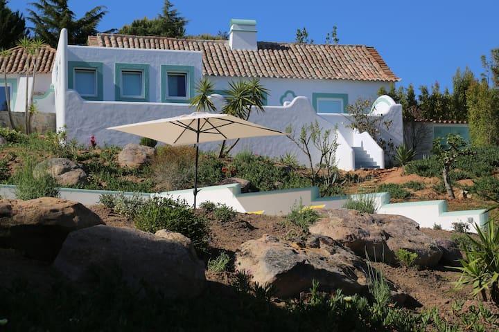 Casa Verde da Lage-vista fantástica - Aldeia do Meco - House
