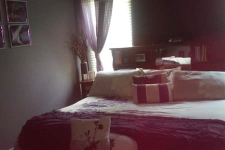 Lovely Atlanta South side suite - Jonesboro