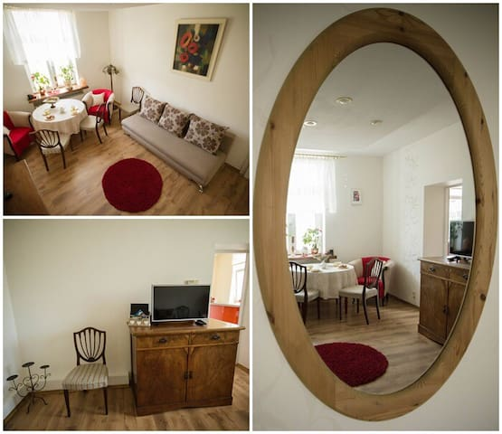 Cosy apartament in the Old Town