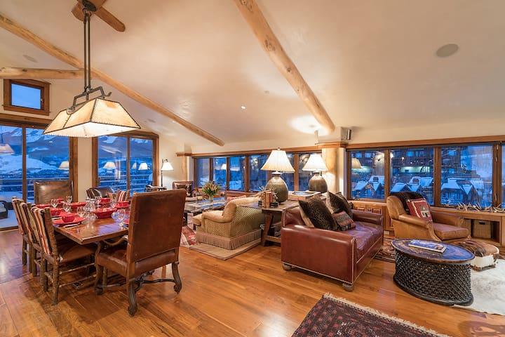 Peaks 623 - 4bed/3.5bath penthouse