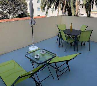 Coruña Apartamento a 300 m de la playa + garaje