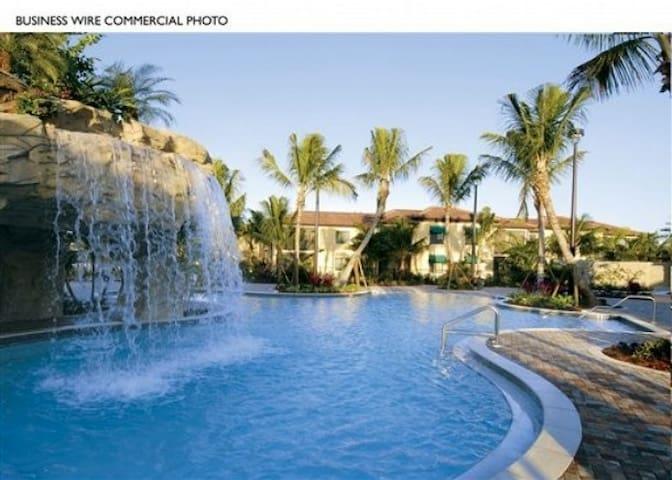 Enjoy 5 Star Luxury at the Naples Bay Resort