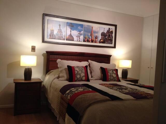 Apart Lomas de San Andrés - Concepción - Apartament
