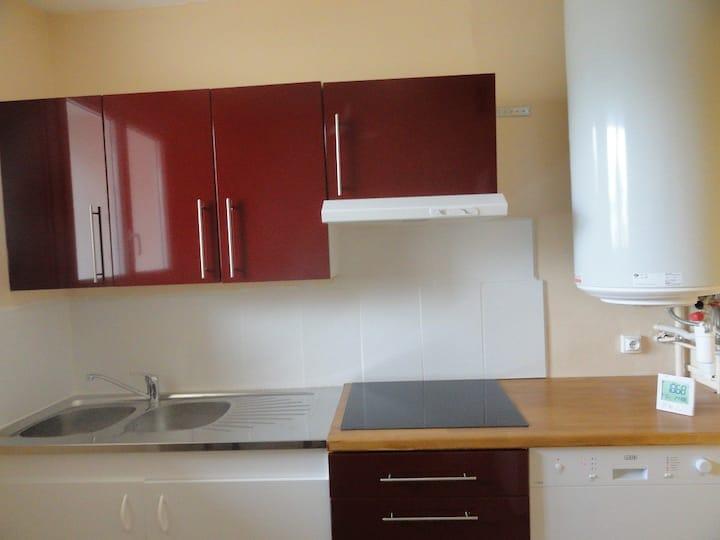 appartement F4 de 65 m2 rénové gare