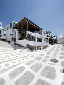 Studio Villa David In Mykonos Town Best Location - House