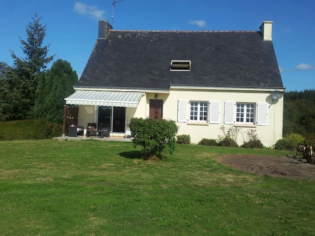Beautiful Bretton house rural loc - Ploerdut - Casa