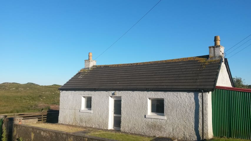 Cosy Traditional Stone Cottage - Bunessan - Rumah