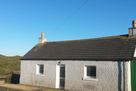 Cosy Traditional Stone Cottage - Bunessan