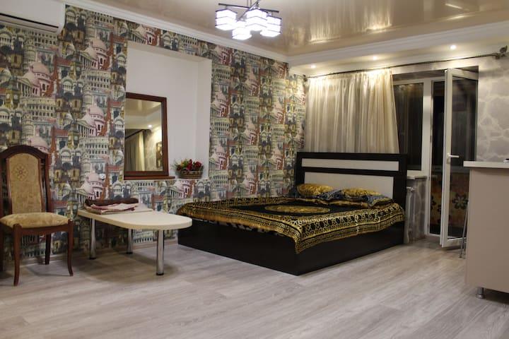 Квартира студия Супер Люкс Ленина - Нальчик - Haus