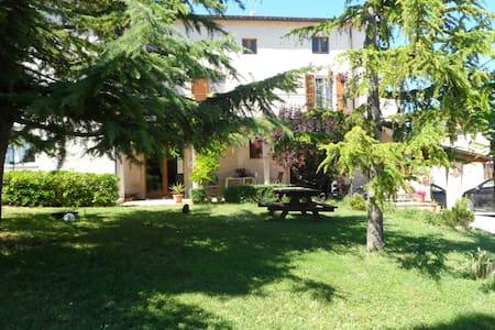 Incantevole appartamento in collina - Monterubbiano - Wohnung