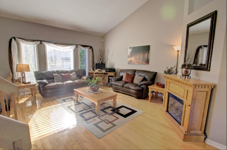 Entire home yours alone - Montreal