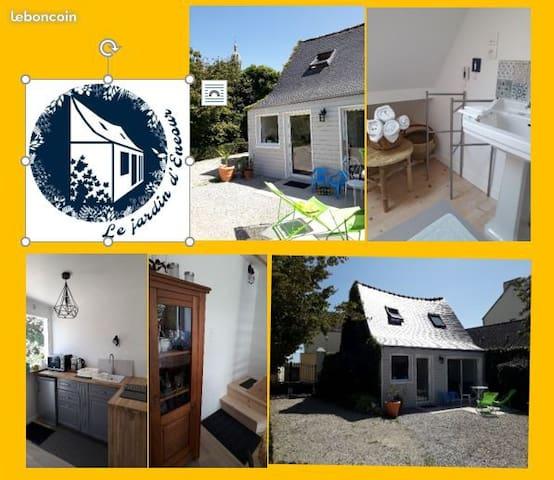Gîte Cottage  Bigouden, calme,  mer  et campagne