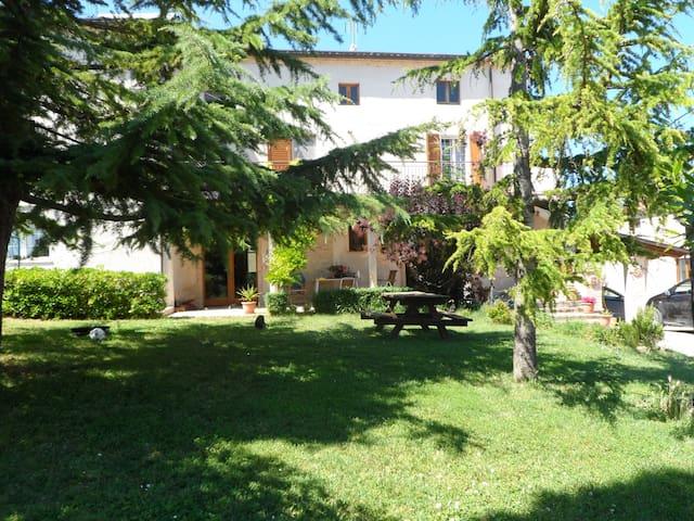 Delizioso appartamento in collina - Monterubbiano - Apartamento