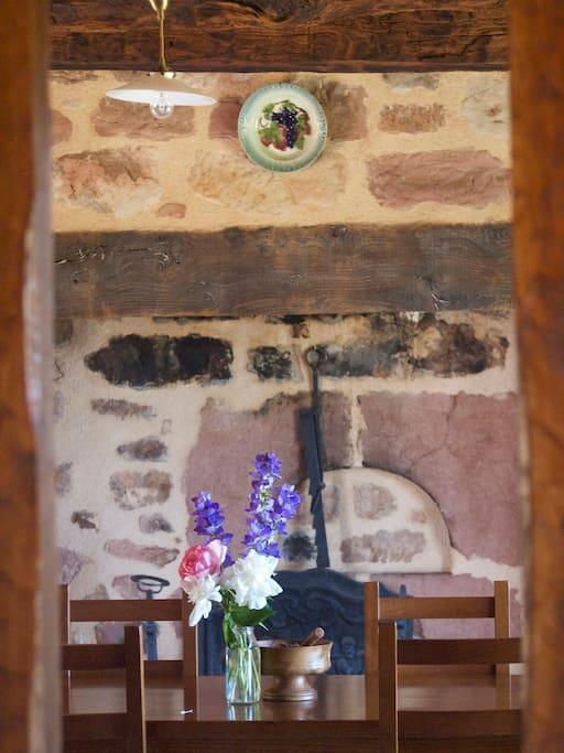 Une Maison Authentique restaurée avec soin