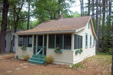 Perfect cottage by Newfound Lake - Bristol - Chatka