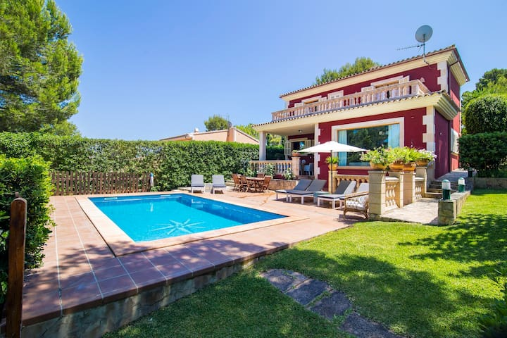 Luxury Mediterranean Villa in Santa Ponsa