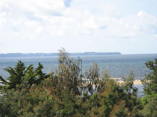 Studio vue magnifique sur la mer - Clohars-Carnoët - Lejlighed