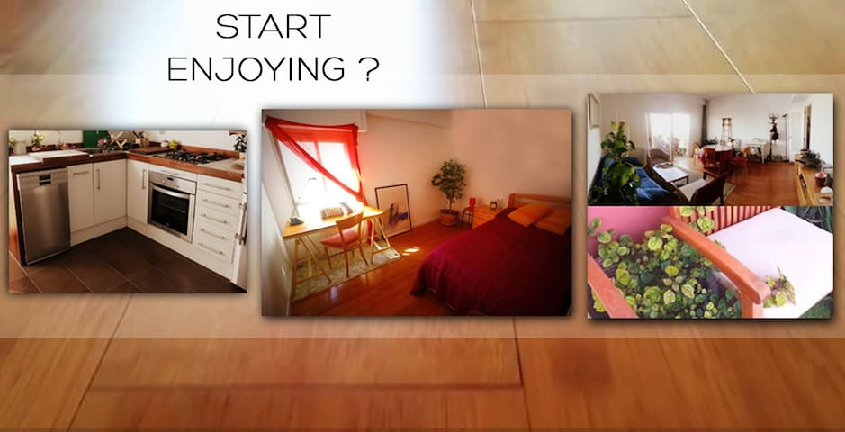 Short&Long Stays in LUXURY flat - Valencia - Ev
