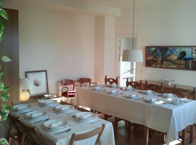 Bonito apartamento centro de Olot - Olot - Lägenhet