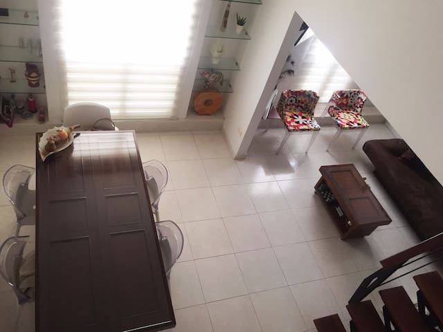 Charming Flat in the Old City.  -2 Toillets, Loft- - Cartagena - Loft