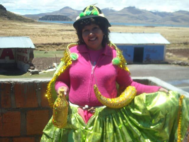 bienvenidos a puno, lago titicaca - Lima - Apartment