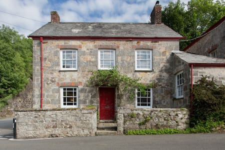 Listed Cottage, A Slice Of History - Coombe - Casa