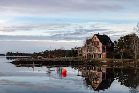 Hollys Maritime Mansion