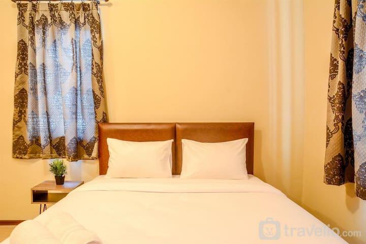 Exclusive 3BR Grand Palace Kemayoran Apartment
