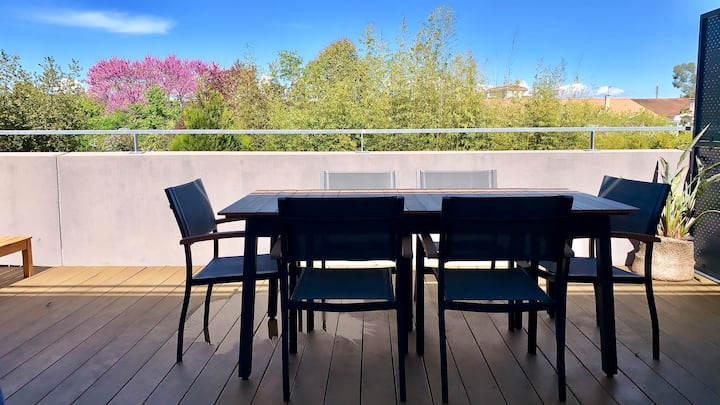 Appartement DESIGN - Lumineux - Avec terrasse