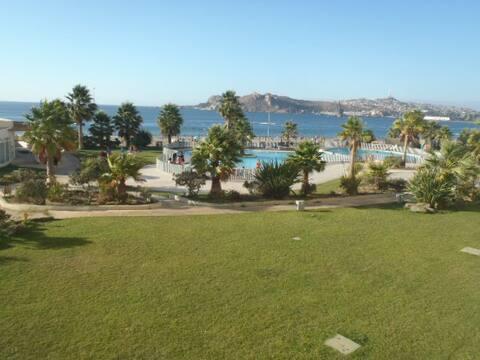 Depto en playa La Herradura Coquimbo Chile