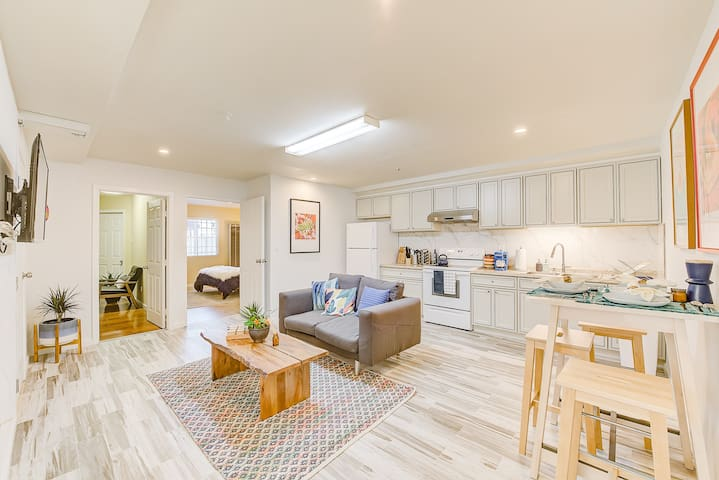 Brand New Home |Mins to Downtown SF| Free Parking
