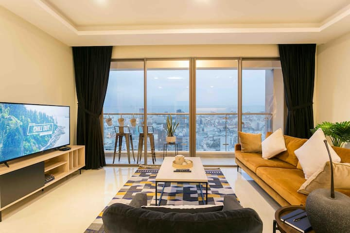 Millennium Apartment - 3 Bedrooms - Sai Gon River