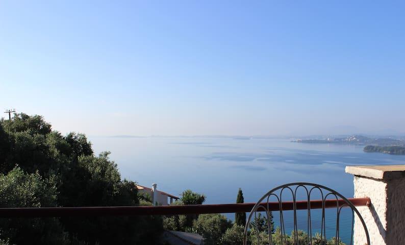 Mike's guidebook of Corfu