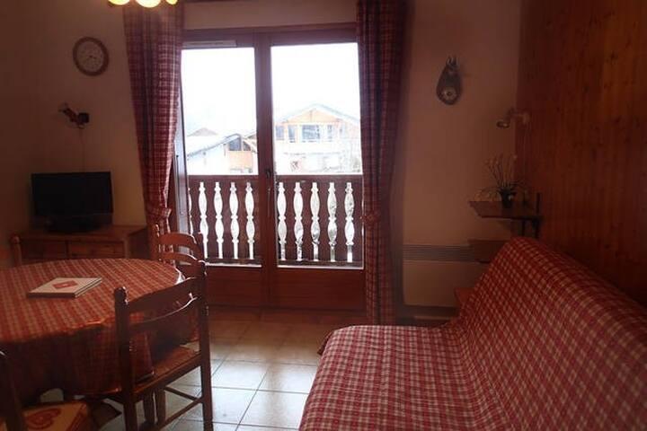 Appartement 4 personnes Morillon (Haute Savoie) - Morillon - Condominio