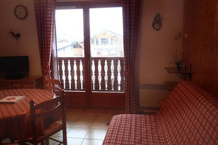 Appartement 4 personnes Morillon (Haute Savoie) - Мориллон