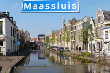 Comfortabele woning - Maassluis