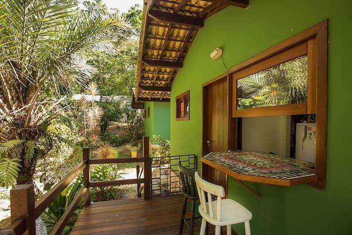 Apartamento Lar na Floresta da Praia do Forte