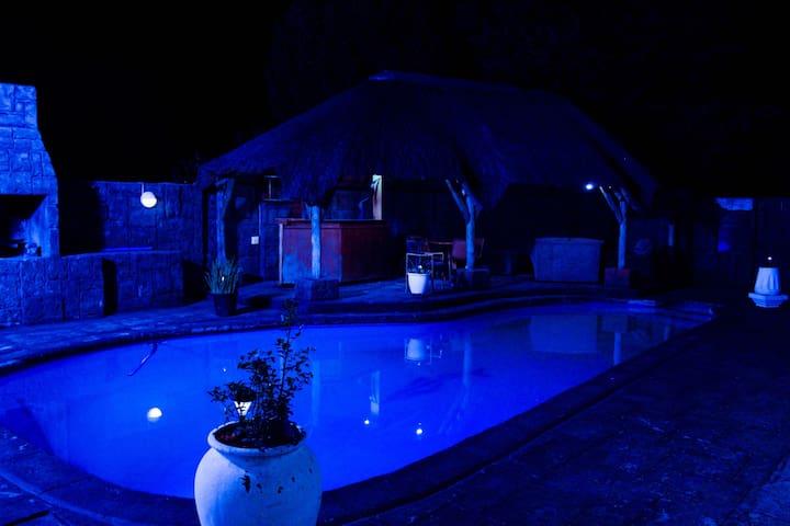 Bundo Guest House At O.R Tambo Airport.