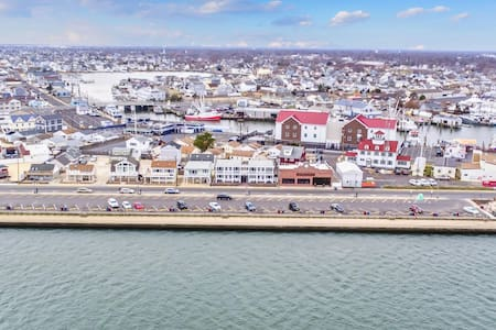 New, Clean, Furnished with Fabulous Inlet Views - Point Pleasant Beach