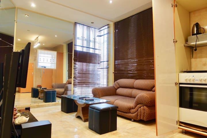 Appartement luxueux à  Lomé avec wifi Haut Debit