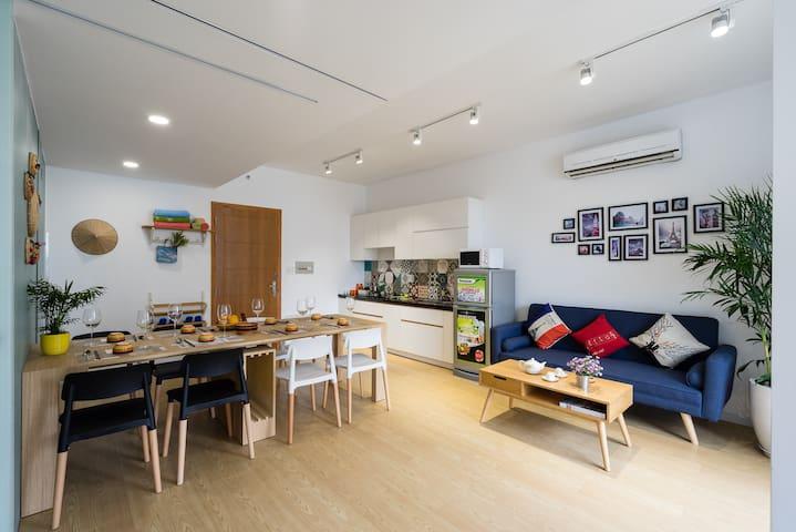 Smart home in Thao Dien - Thảo Điền - Apartamento