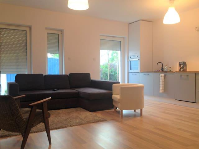 Premium Apartment 47m2, very close to the center