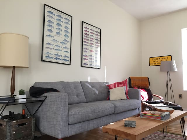 South End 1br brownstone - Boston - Apartamento