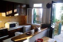 Triantaros, sugar's house
