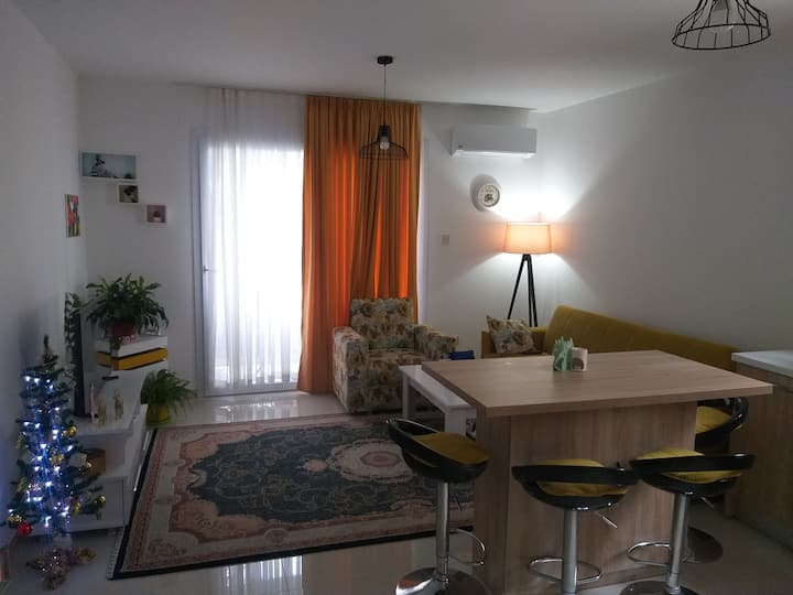 private room in the best place of kyrenia , girne