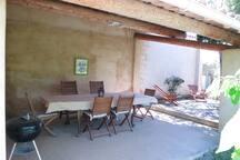 Terrasses - ensoleillées & ombragées