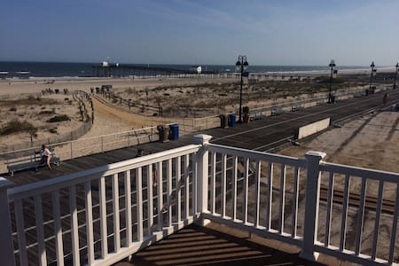 Ocean front apartment - Ocean City - Appartement