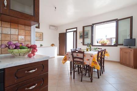 Vacanza in Salento Gallipoli mare - Posto Rosso - Apartment
