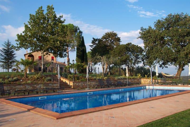Podere Fontegallo - Il Pino - Castiglione Del Lago, PG - Appartement